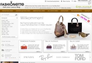 fashionette.de - Luxus Handtaschen in Raten zahlen