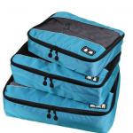 Ecosusi Pack Organizer Taschen für Koffer Kleidertaschen 3er-Set